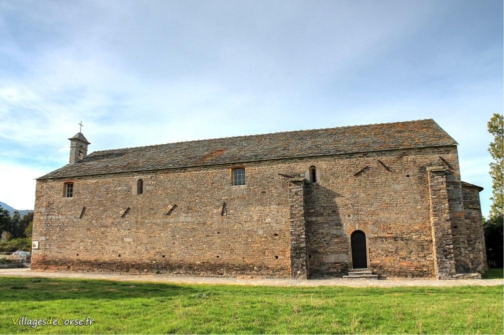 Eglise - Saint Pancrace - Castellare di Casinca