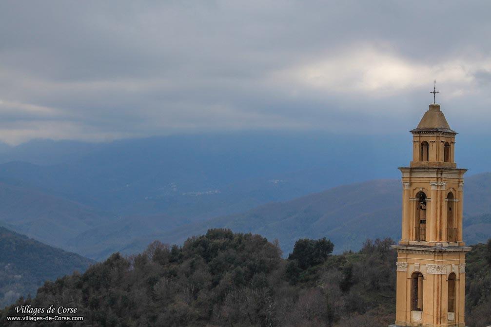 Eglise - Sant Andria - Loreto di Casinca