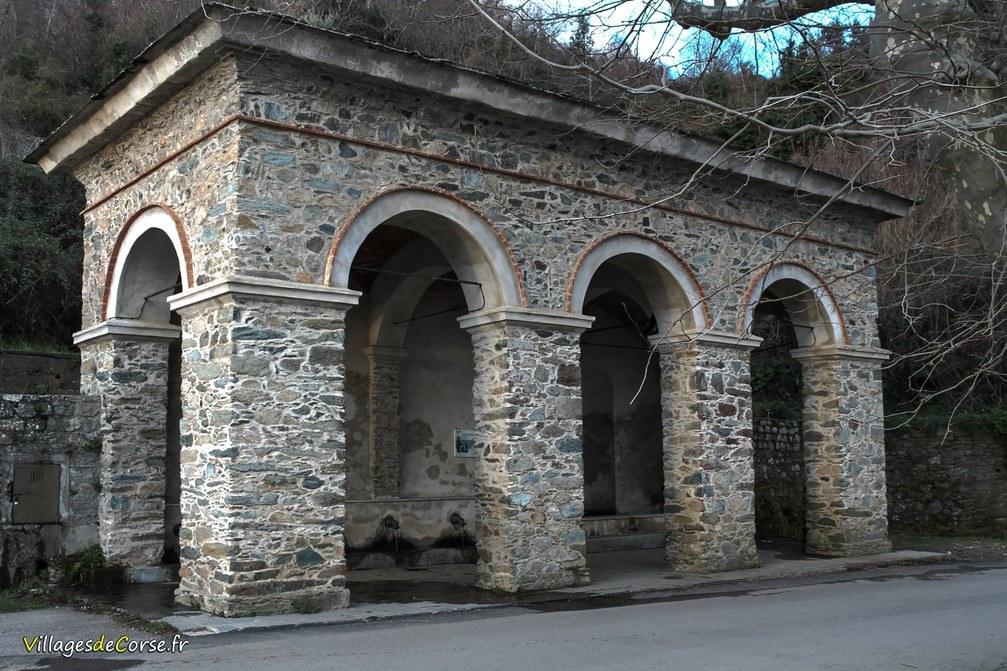 Fontaine - Loreto di Casinca