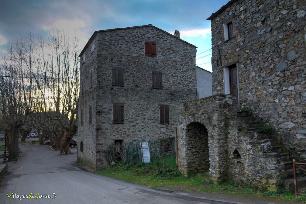 Maison en pierres - Loreto di Casinca