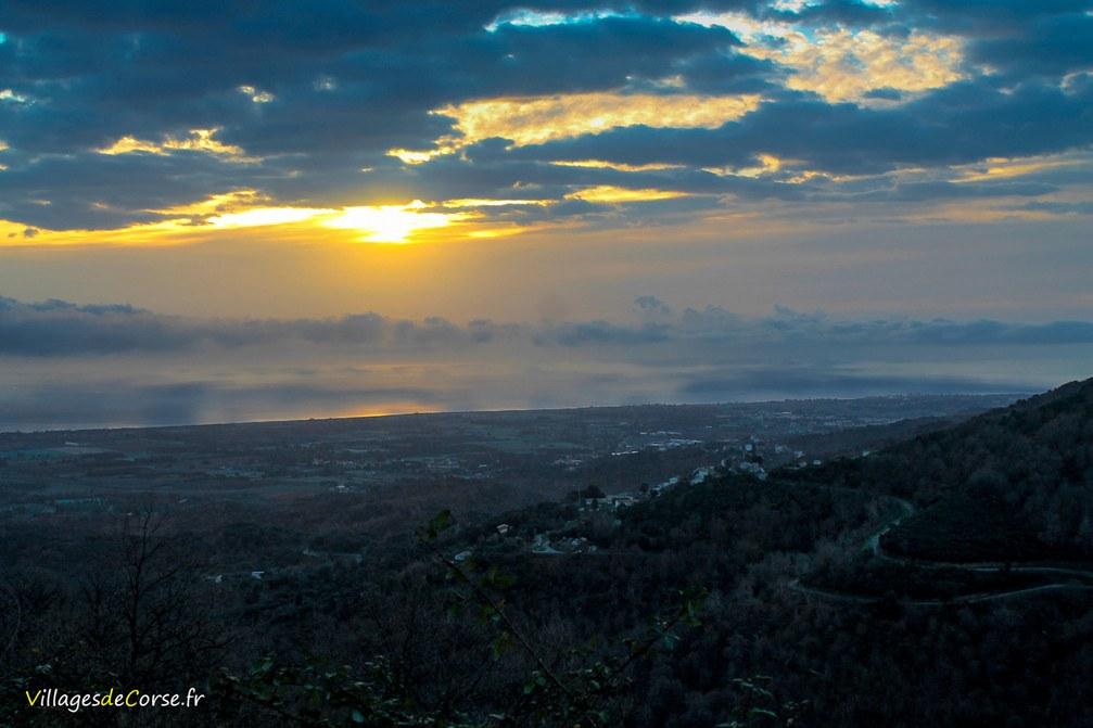 Vue - Loreto di Casinca