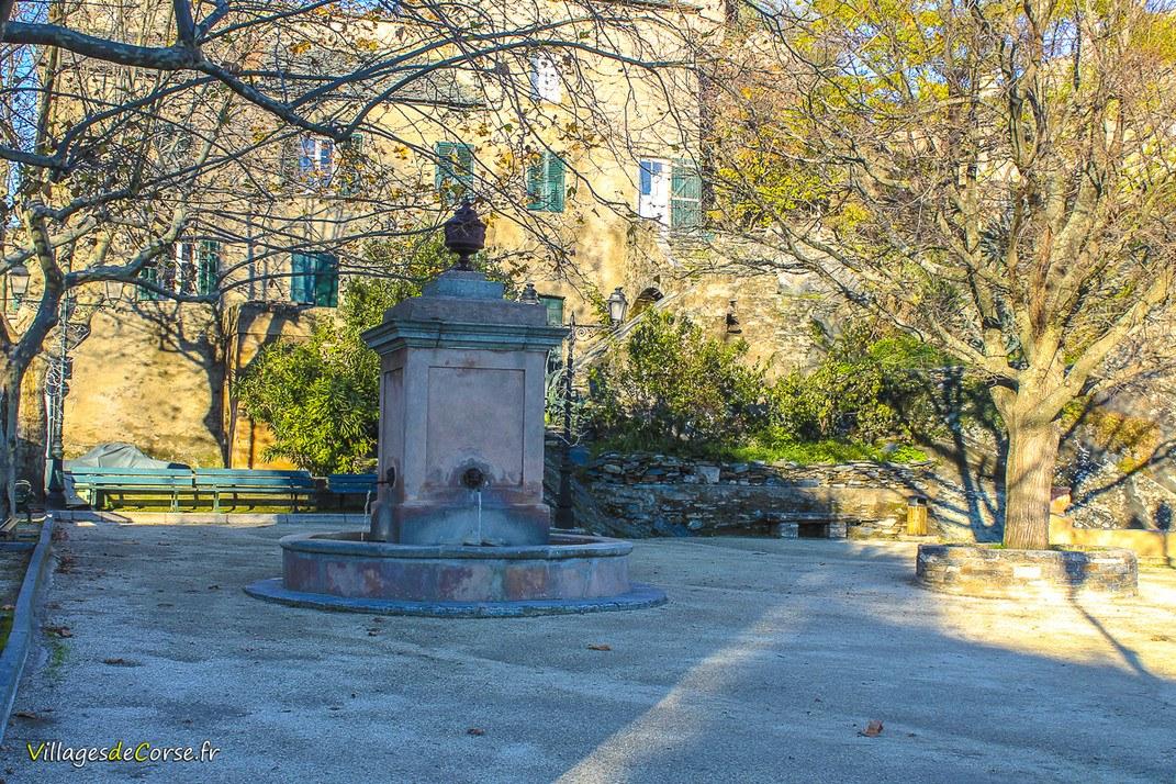 Fontaine - Penta di Casinca