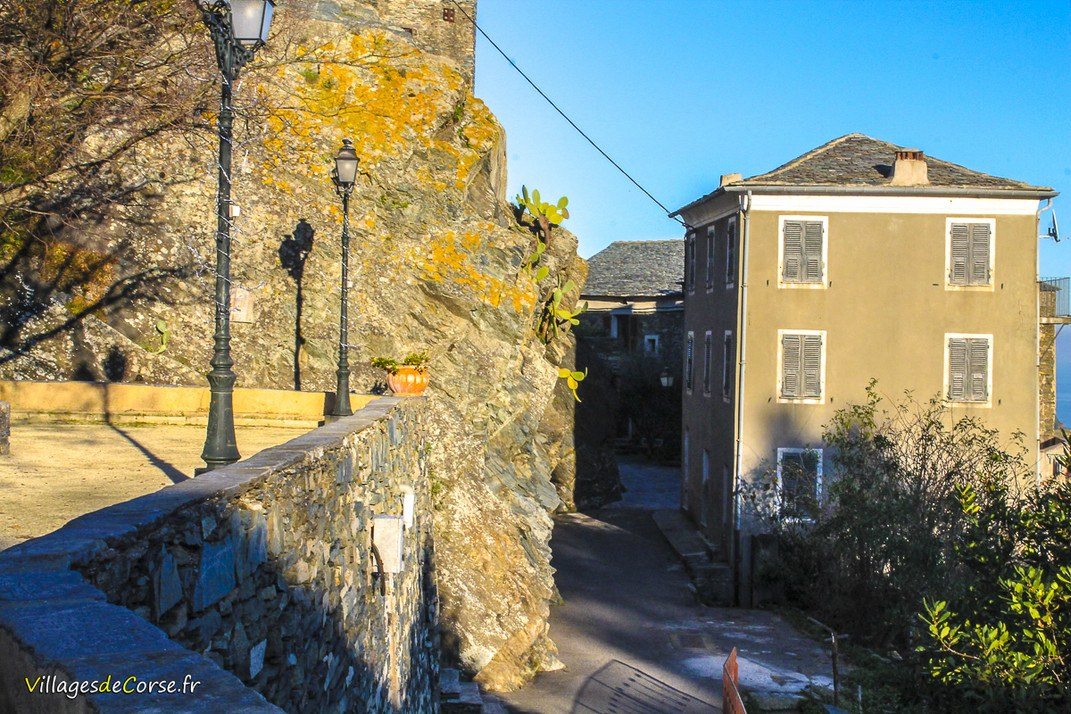 Mur - Penta di Casinca