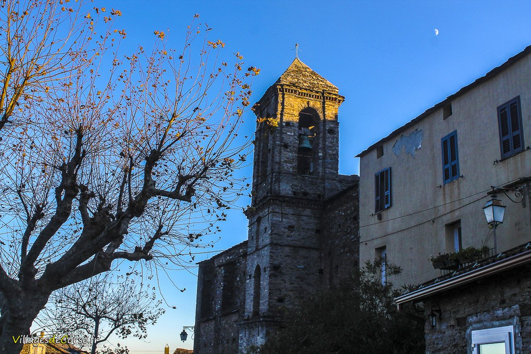 Eglise - Annonciation - Porri