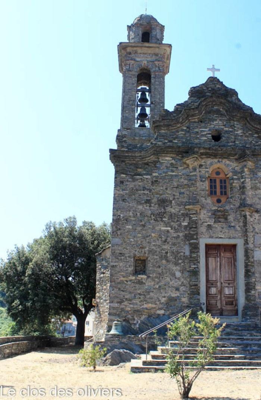 Eglise - Annonciation - Sorbo Ocagnano