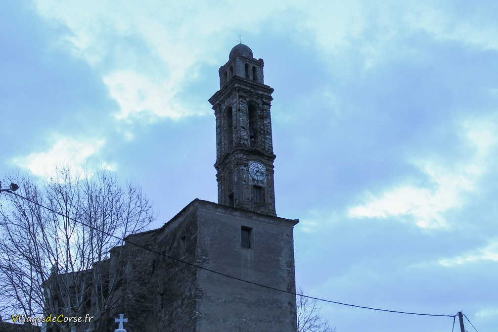 Eglise - Annonciation - Venzolasca