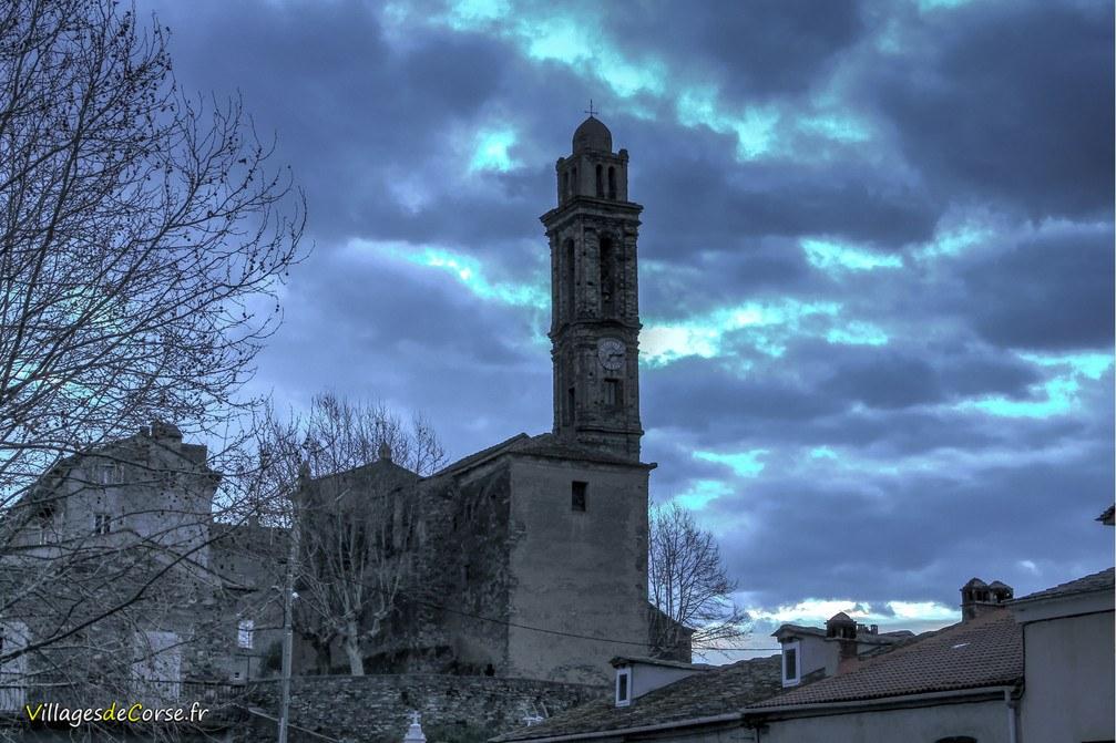 Eglise - Venzolasca