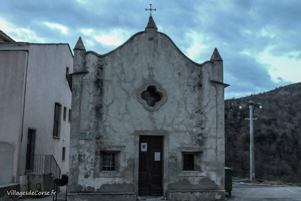 Chapelle - Venzolasca