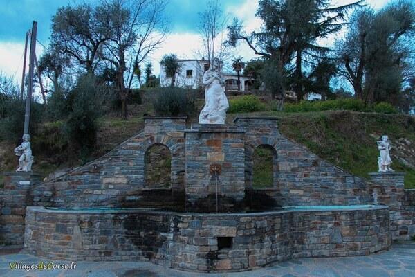 Fontaine - Venzolasca