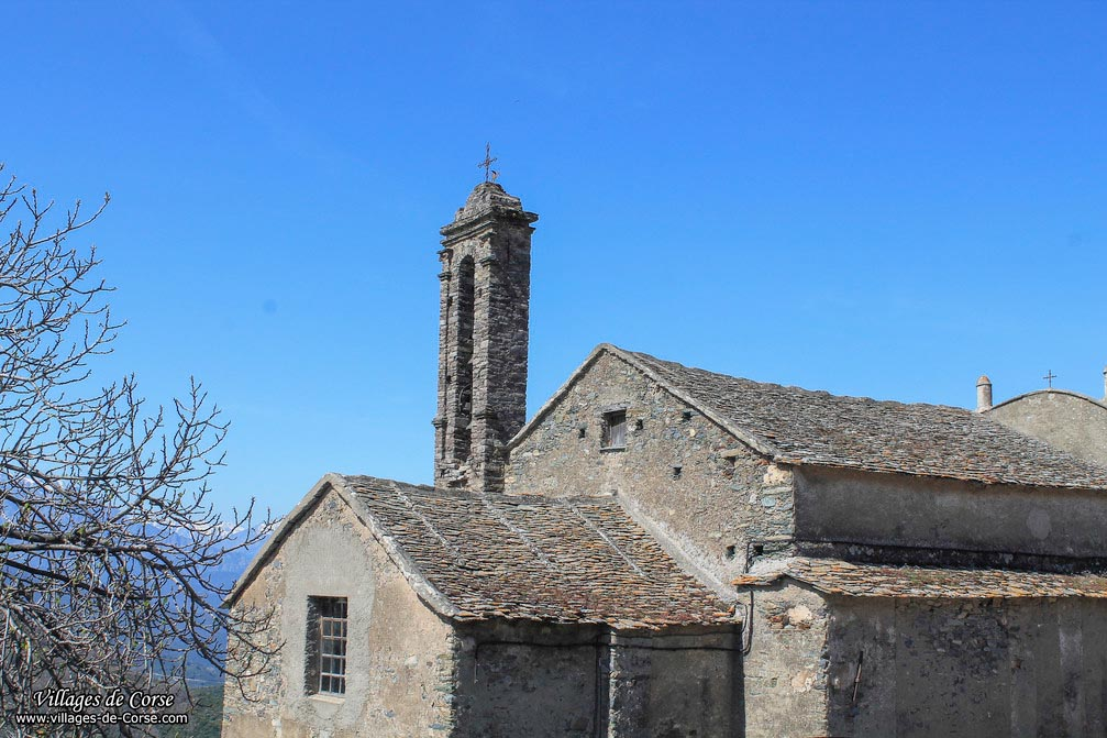 Eglises - Saint-Michel - Bisinchi