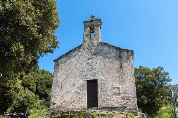 Chapelle - Santa Lucia dello Marchiato - Bisinchi