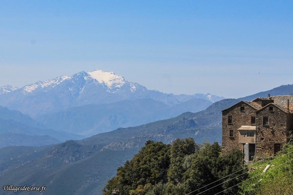 Montagne - Bisinchi