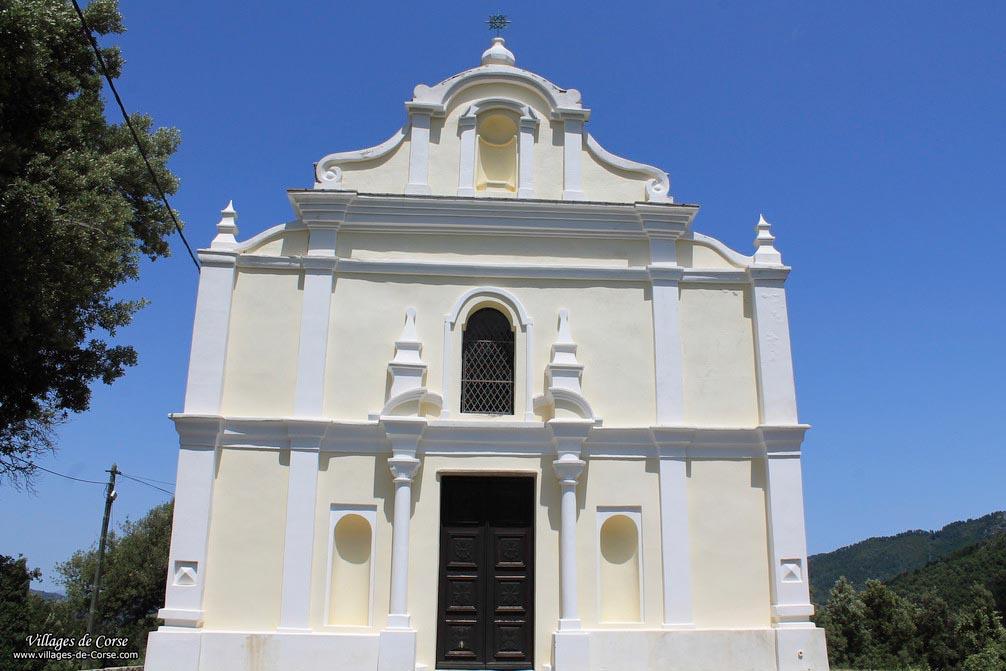 Eglise - Santa-Catalina de Loriani - Cambia