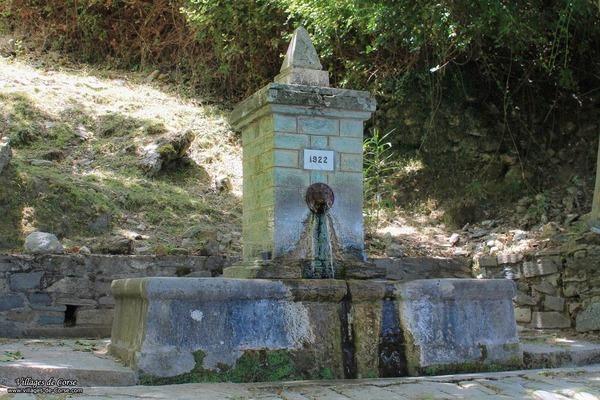 Fontaine de Cambia - Cambia