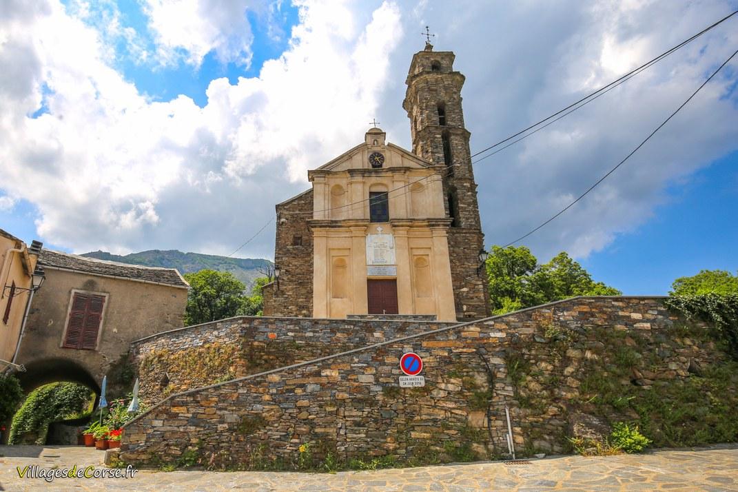 Eglises - Saint André - Campana