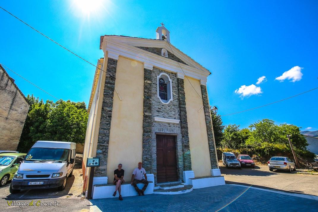 Chapelle - Saint Michel - Campile
