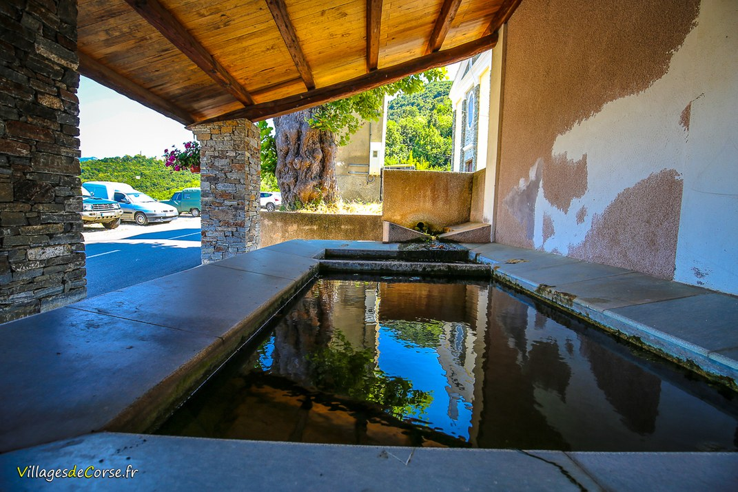 Lavoir - Canaghja - Campile