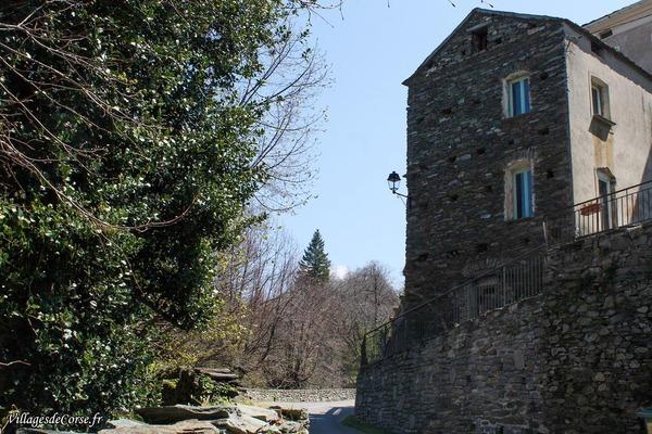 Maison en pierres - Campile