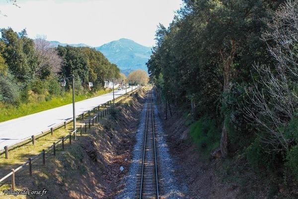 Chemin de fer - Castello di Rostino