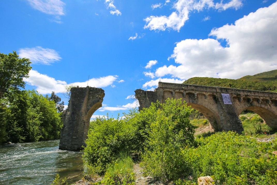 Pont Génois - Ponte Novu - Castello di Rostino