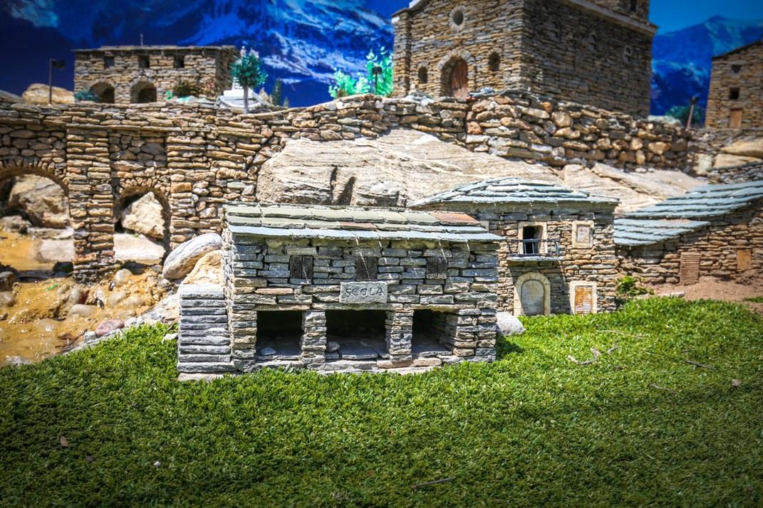 Village - Castello di Rostino