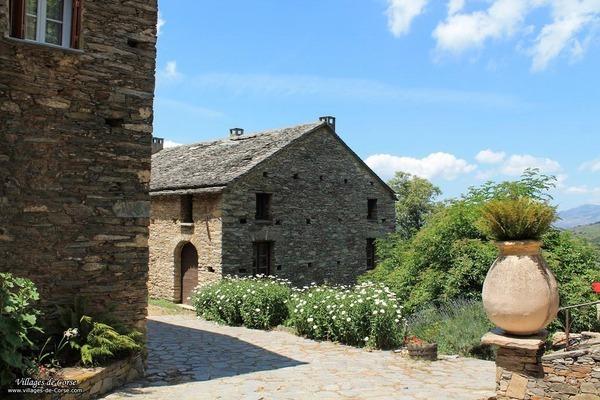 Maison en pierres - Castineta