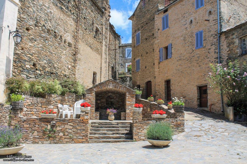 Place de l'Eglise - Castineta