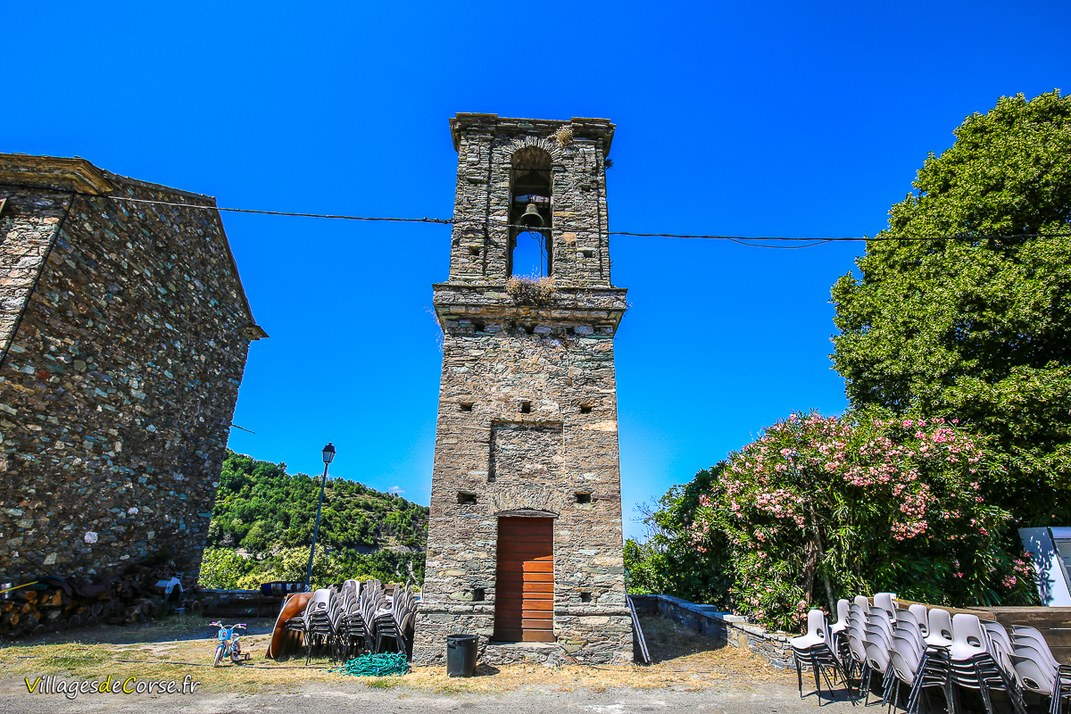 Campanile - Saint André - Crocicchia