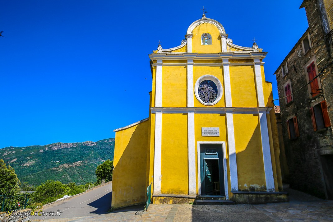 Eglise - Annonciation - Crocicchia