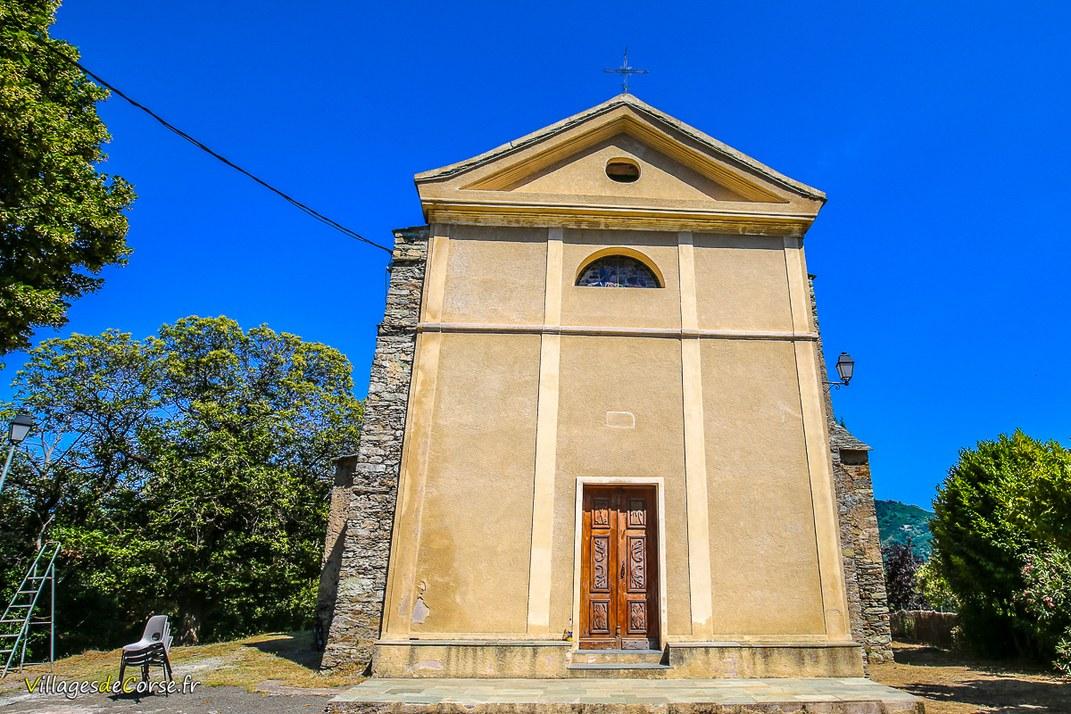 Eglise - Saint André - Crocicchia