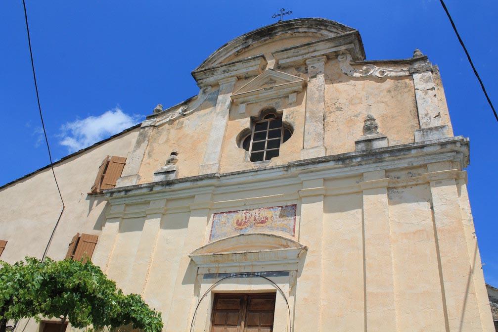 Eglise - Annonciation - Gavignano
