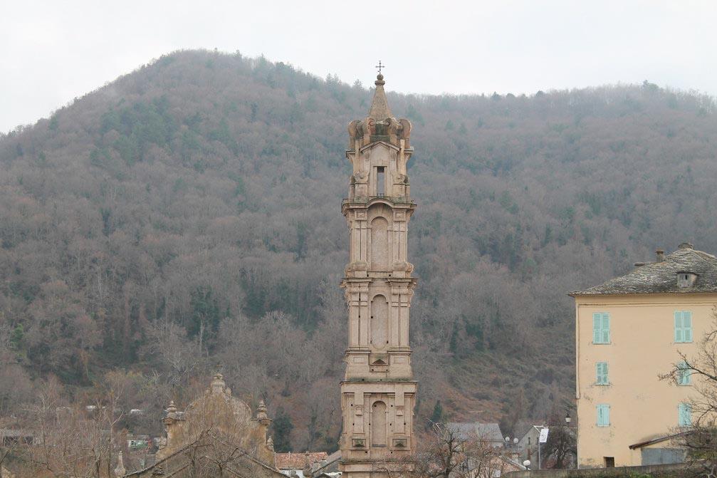 Campanile - Saint Jean-Baptiste - La Porta