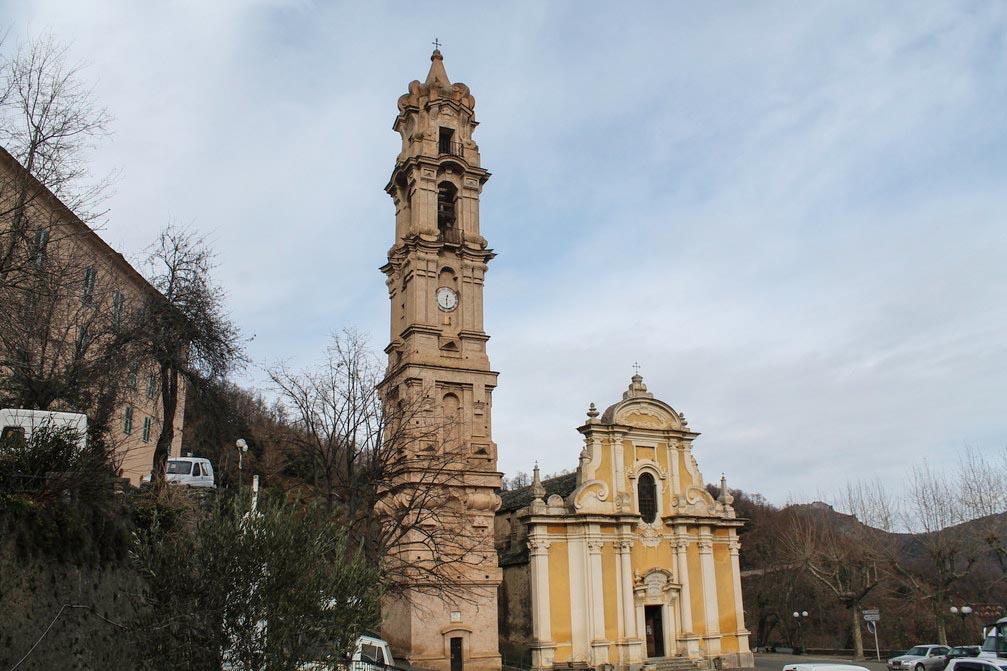 Eglise - Saint Jean-Baptiste - La Porta