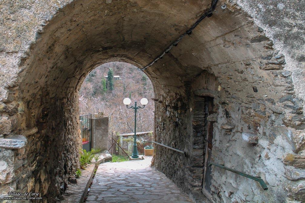 Voûte - La Porta