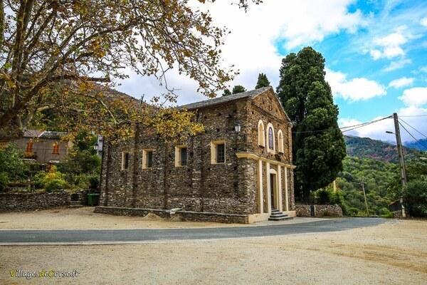 Chapelle - Saint Charles - Monacia d Orezza