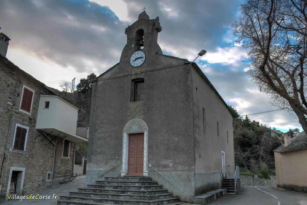 Eglise - Immaculée Conception - Monte