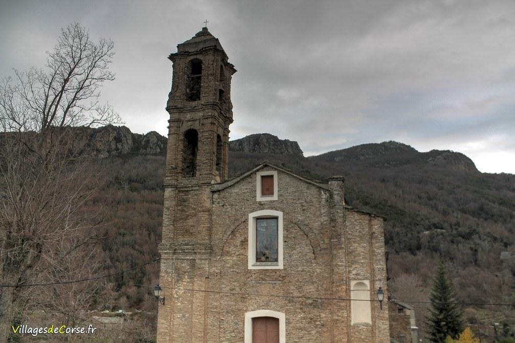Eglise - Saint Sauveur - Monte