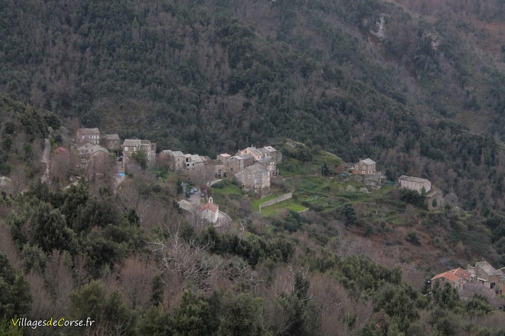 Hameau - Ferlaghja - Monte