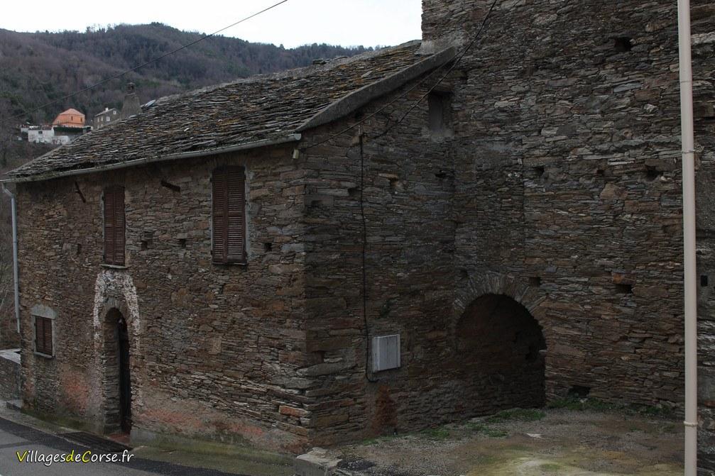 Maison en pierres - Monte