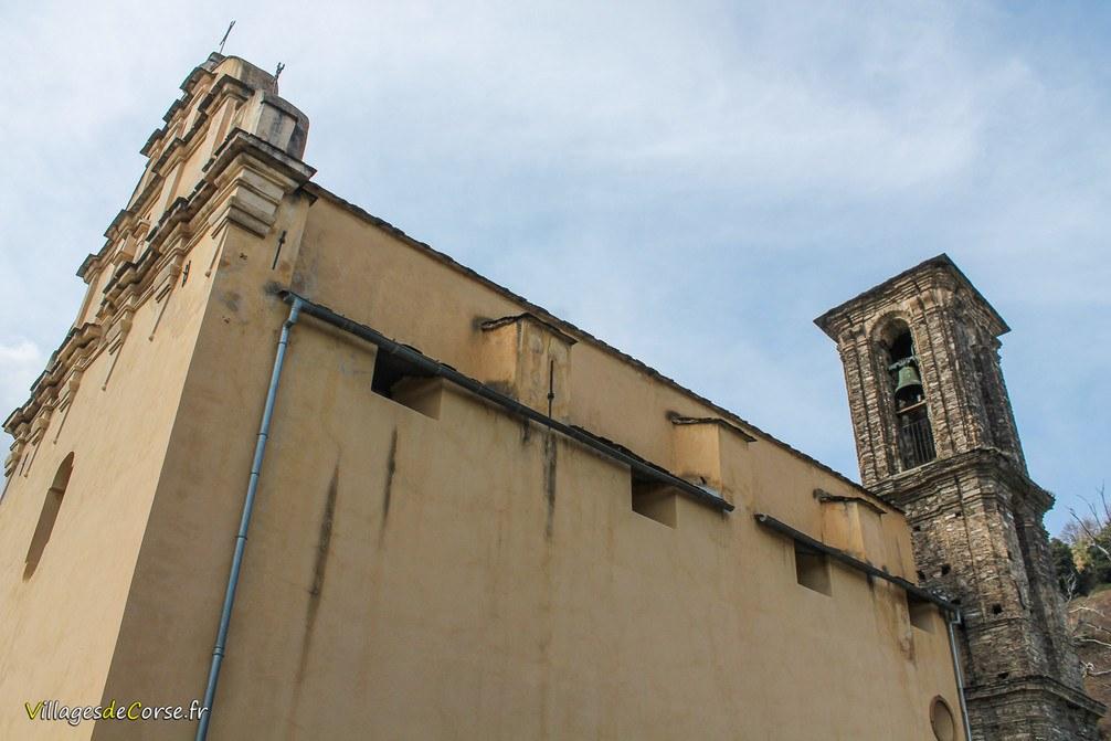 Eglises - Saint Michel - Nocario
