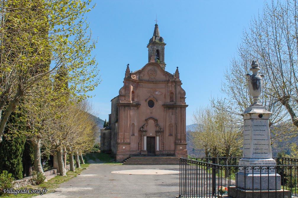 Eglise - Saint Augustin - Ortiporio