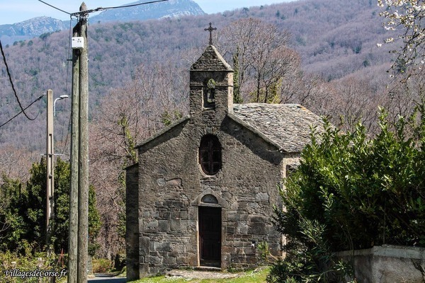 Chapelle - Saint-Michel - Ortiporio