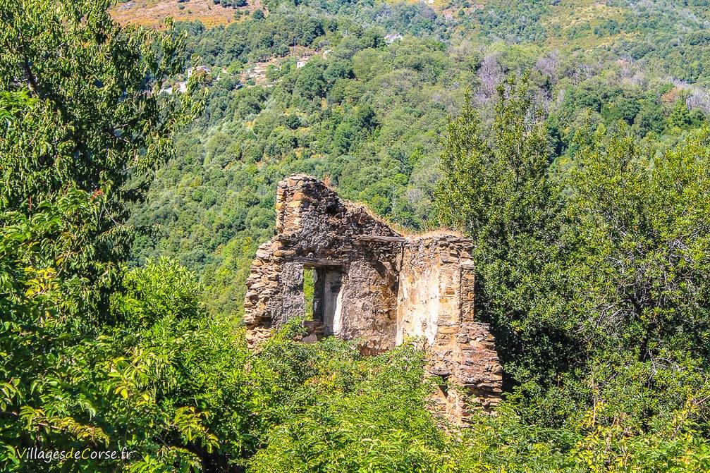 Ruine - Penta Acquatella