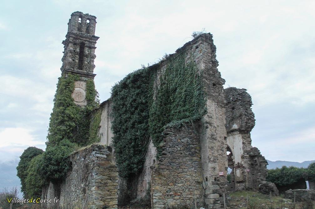 Couvents - Saint-François - Piedicroce