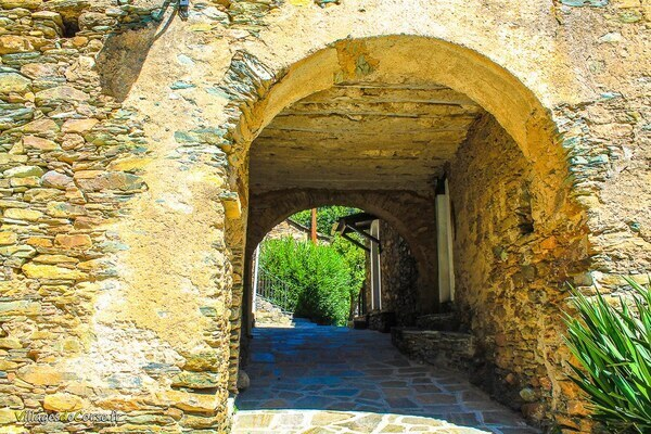 Voûte - Poggio Marinaccio