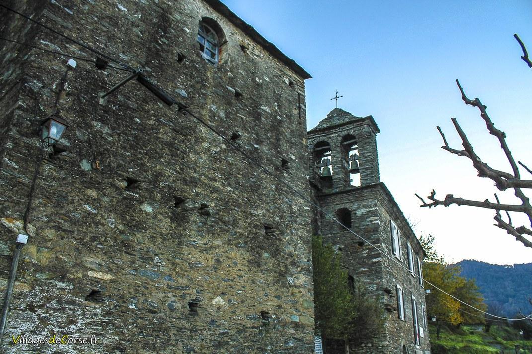 Eglise - Sainte Marie - Pruno