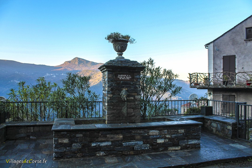 Fontaine - P.A. Mariani - Pruno