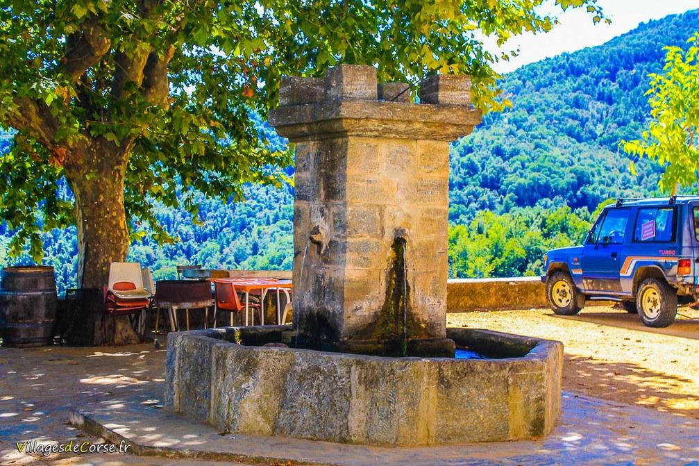 Fontaine - Quercitello