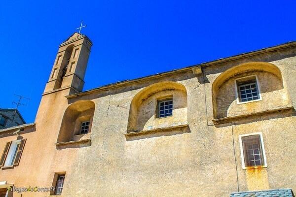 Eglise - Saint Charles - Quercitello