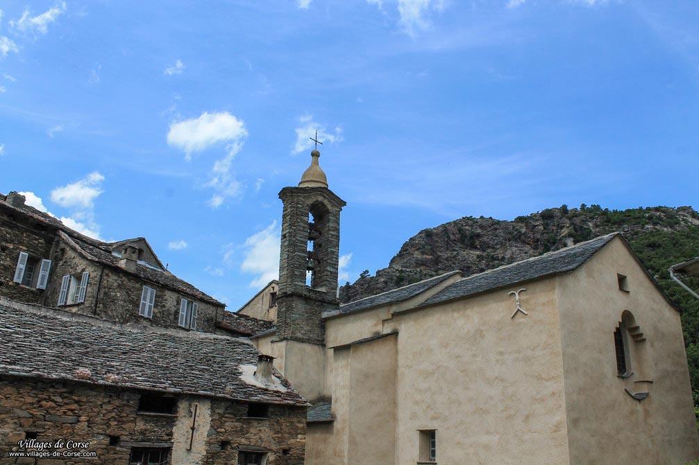 Eglise - Salgetu - Saliceto